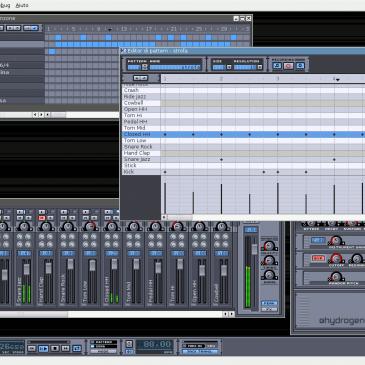 Téléchargement HYDROGEN ( application numérique basée sur la création rythmique)